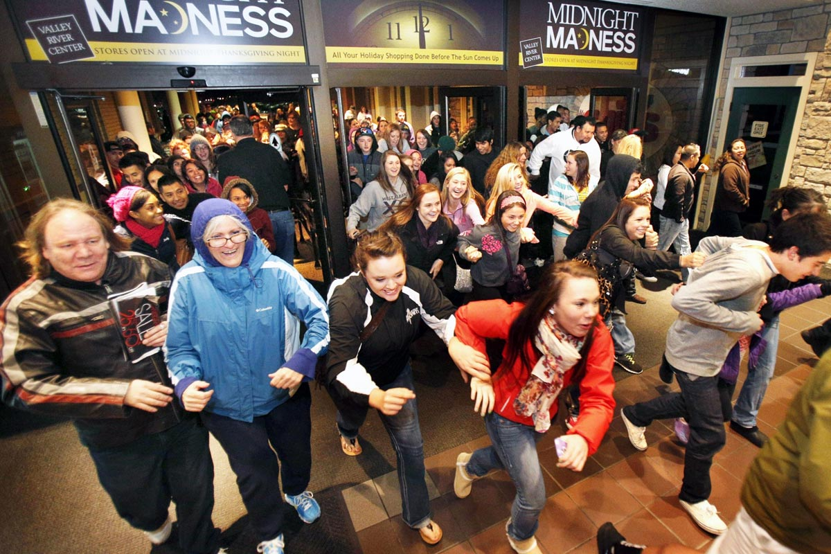Black Friday en Los Ángeles