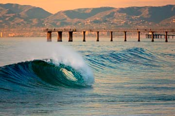 surf profesionales Hermosa Beach