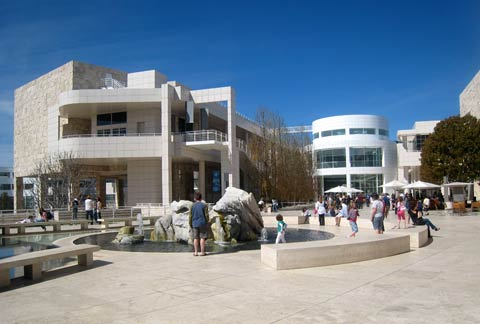 Museos LA: Getty Center