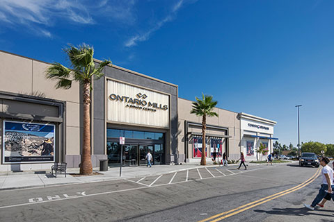 outlet shopping en Los Ángeles
