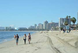 Lista de playas Los Ángeles: Long Beach