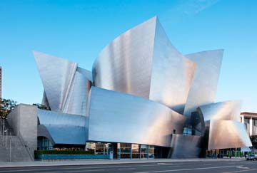 visitar Walt Disney Center Hall Downtown