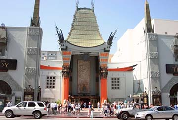 qué visitar en Hollywood, Grauman