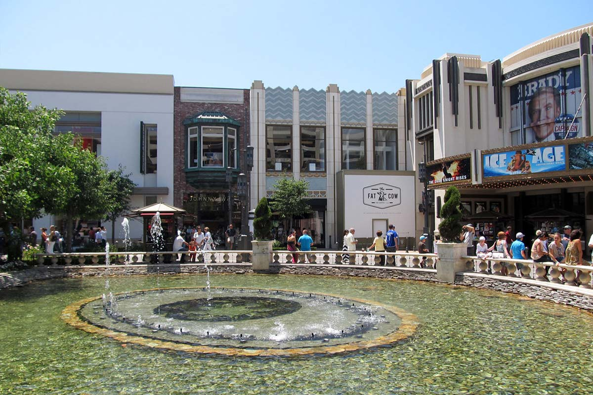 Visitar The Grove Los Ángeles