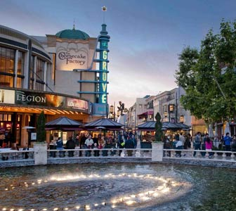 Visitar The Grove, Los Ángeles
